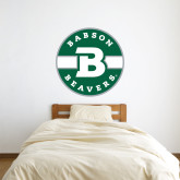 3 ft x 3 ft Fan WallSkinz-Babson Design