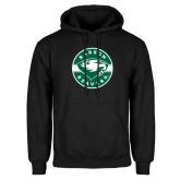 Black Fleece Hoodie-Mascot Design