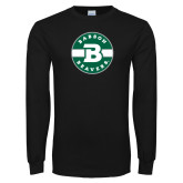 Black Long Sleeve T Shirt-Babson Design