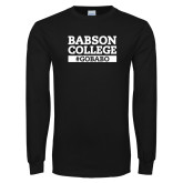 Black Long Sleeve T Shirt-GO BABO