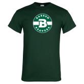 Dark Green T Shirt-Babson Design