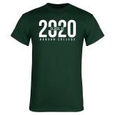 Dark Green T Shirt-Class of Design