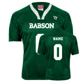 Replica Dark Green Adult Lacrosse Jersey-Ladies Personalized