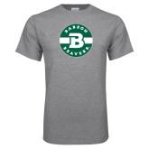 Grey T Shirt-Babson Design