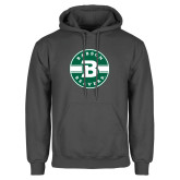Charcoal Fleece Hoodie-Babson Design