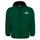 Dark Green Survivor Jacket-Primary Mark