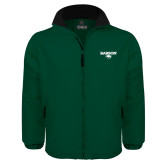 Dark Green Survivor Jacket-Secondary Mark