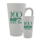 Full Color Latte Mug 17oz-Centennial Mark Vertical
