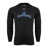 Under Armour Black Long Sleeve Tech Tee-Arched Buccaneers