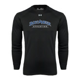 Under Armour Black Long Sleeve Tech Tee-Athletics