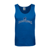 Royal Tank Top-Arched Buccaneers