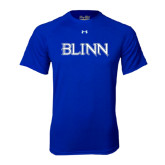 Under Armour Royal Tech Tee-Blinn
