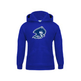 Youth Royal Fleece Hood-Buccaneer Head