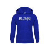 Youth Royal Fleece Hood-Blinn