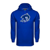 Under Armour Royal Performance Sweats Team Hood-Buccaneer Head
