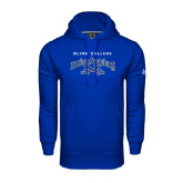 Under Armour Royal Performance Sweats Team Hood-Blinn College Buccaneers