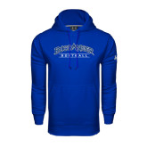 Under Armour Royal Performance Sweats Team Hood-Softball