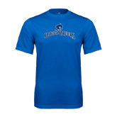 Performance Royal Tee-Arched Buccaneers