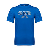 Syntrel Performance Royal Tee-Blinn Buccaneers Go Blue