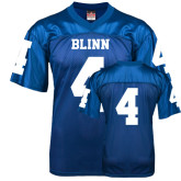 Replica Royal Adult Football Jersey-#4