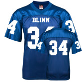 Replica Royal Adult Football Jersey-#34