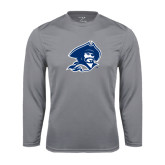 Syntrel Performance Steel Longsleeve Shirt-Buccaneer Head