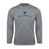 Syntrel Performance Steel Longsleeve Shirt-Arched Buccaneers