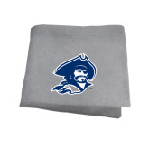 Grey Sweatshirt Blanket-Buccaneer Head