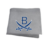 Grey Sweatshirt Blanket-B w/Swords