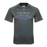 Under Armour Carbon Heather Tech Tee-Blinn College Buccaneers