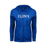 ENZA Ladies Royal Fleece Full Zip Hoodie-Blinn