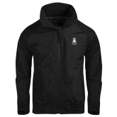Black Charger Jacket-Blinn Institutional Stacked