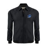 Black Players Jacket-Buccaneer Head