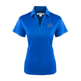 Ladies Royal Performance Fine Jacquard Polo-B w/Swords
