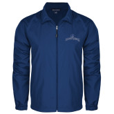 Full Zip Royal Wind Jacket-Arched Buccaneers