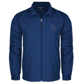 Full Zip Royal Wind Jacket-Interlocking BC