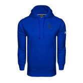 Under Armour Royal Performance Sweats Team Hood-Interlocking BC
