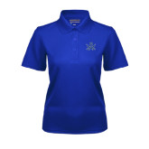 Ladies Royal Dry Mesh Polo-B w/Swords
