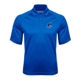 Royal Textured Saddle Shoulder Polo-Buccaneer Head