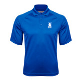Royal Textured Saddle Shoulder Polo-Blinn Institutional Stacked