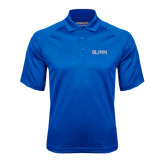 Royal Textured Saddle Shoulder Polo-Blinn