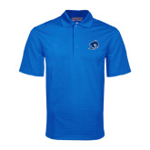 Royal Mini Stripe Polo-Buccaneer Head