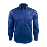 Red House French Blue Long Sleeve Shirt-Arched Buccaneers