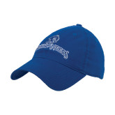 Royal Twill Unstructured Low Profile Hat-Arched Buccaneers