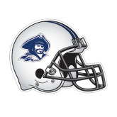 Football Helmet Magnet-Buccaneer Head, 11 1/2 in W X 8 3/4 in H