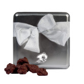Decadent Chocolate Clusters Silver Medium Tin-Buccaneer Head Engraved
