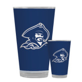 Full Color Glass 17oz-Buccaneer Head