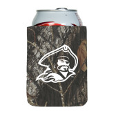 Collapsible Camo Can Holder-Buccaneer Head