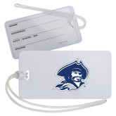 Luggage Tag-Buccaneer Head