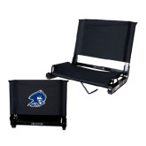 Stadium Chair Black-Buccaneer Head